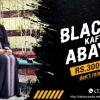 Black Kaftan Abaya