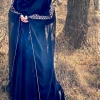 Fairy Embroidered Abaya Haya By Rabi