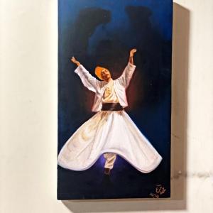 Sufi Painting