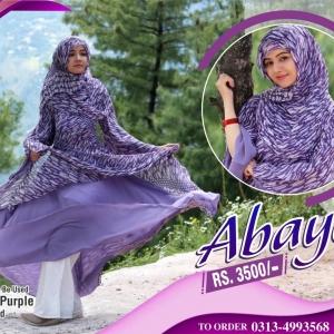 purple-abaya